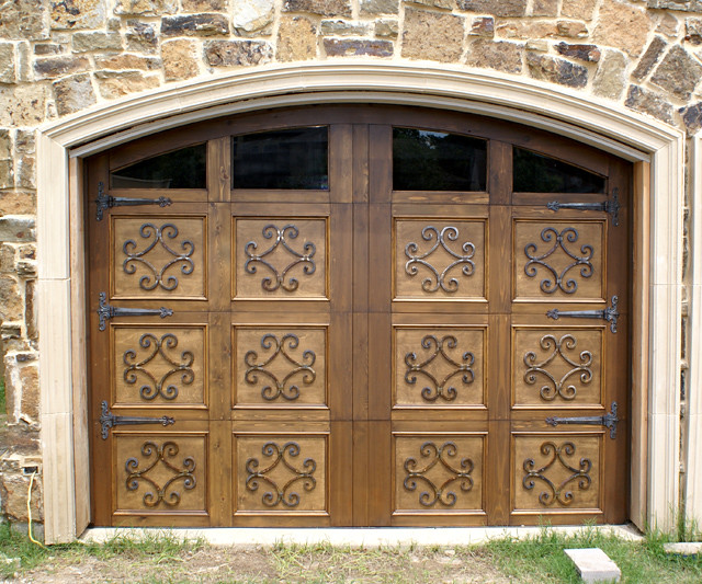 Wood Custom Doors